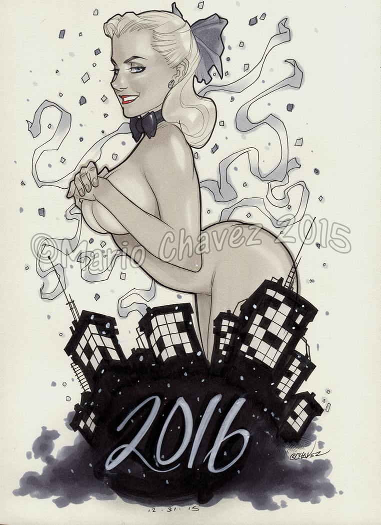 hello 2016 by MarioChavez