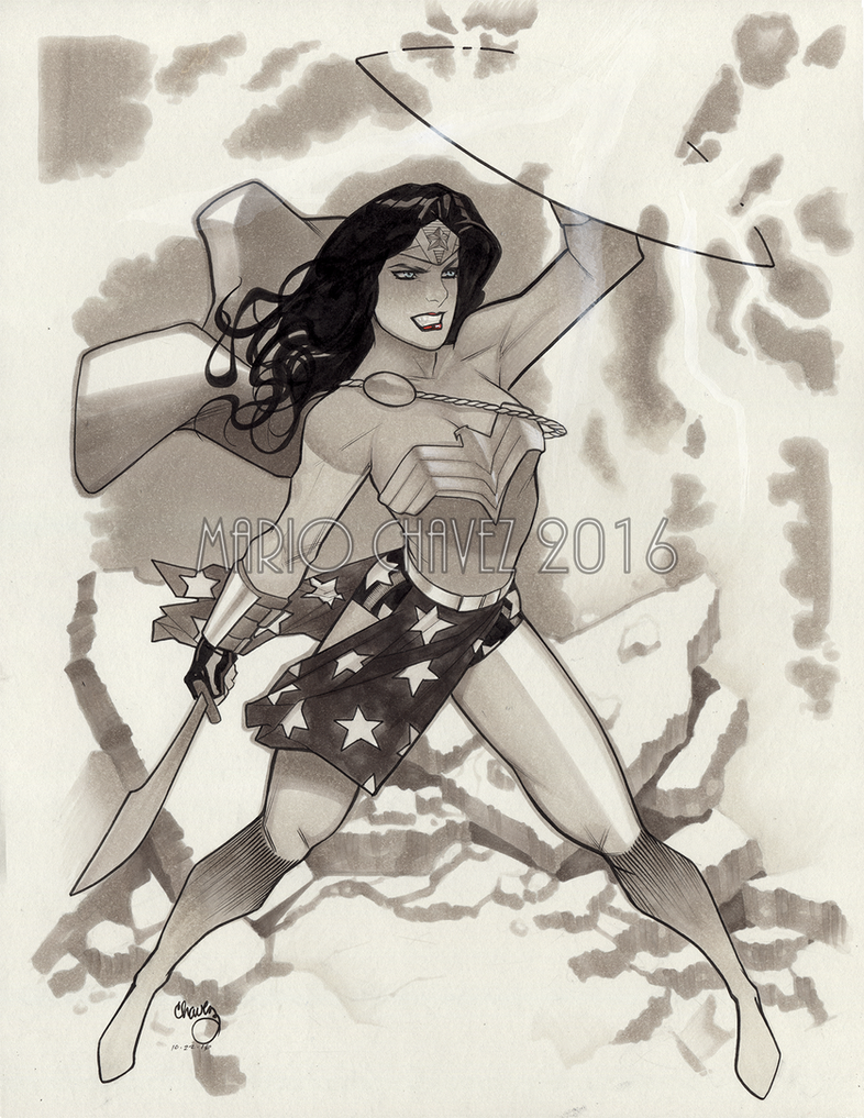 Ww by MarioChavez