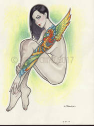 Phoenix by MarioChavez