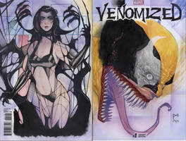 X23 Wolv Venom by MarioChavez