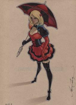 Goth Harley