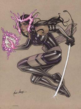 Psylocke Color  1