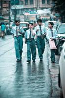 Once upon a time in Delhi by ertek