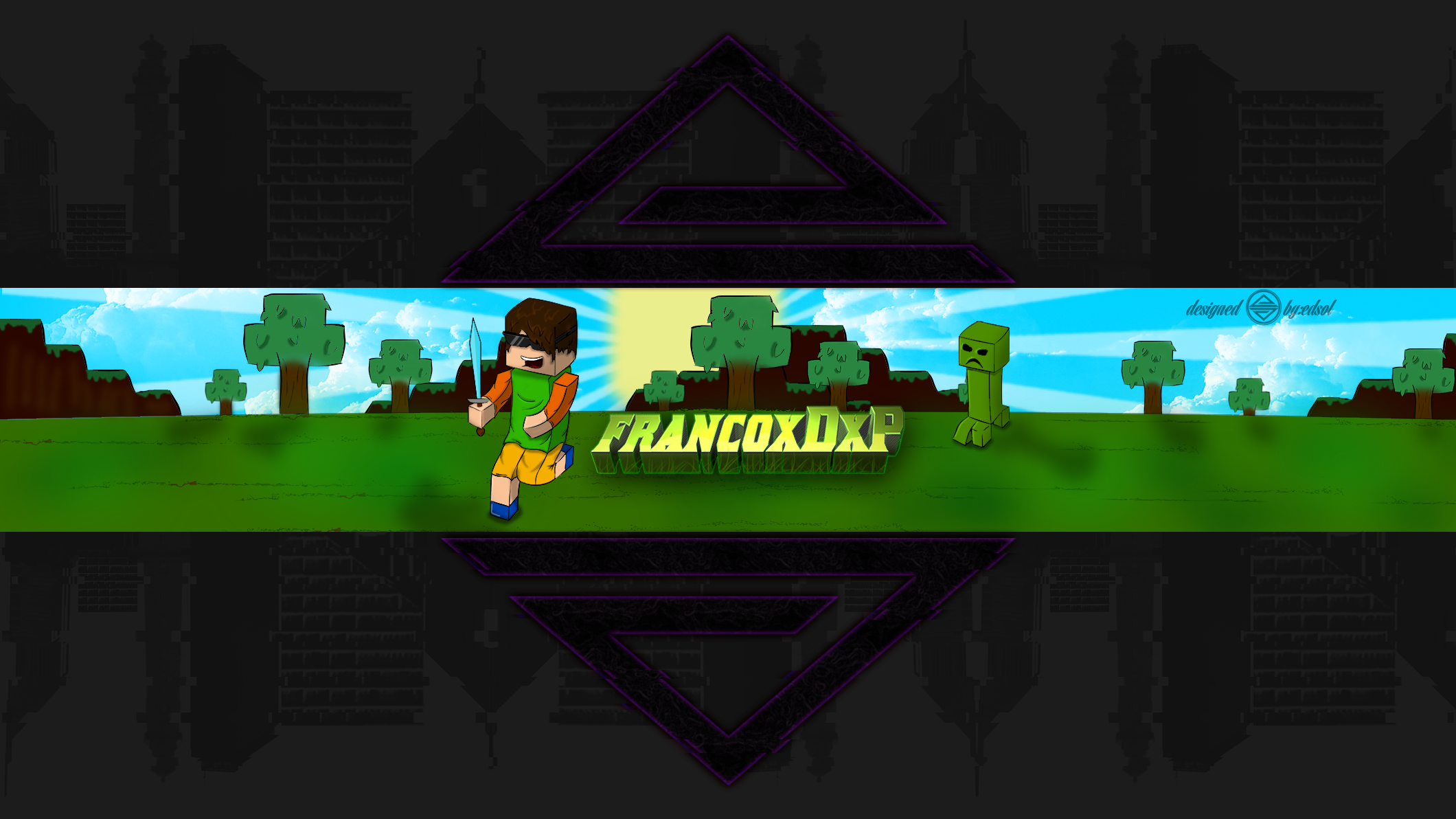 how to add minecraft skins to banner