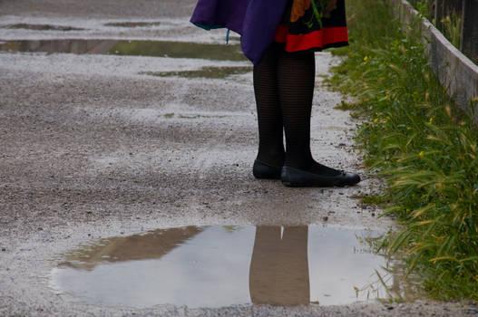 skirt reflection