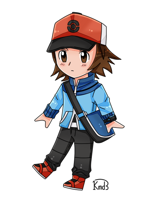 Chibi Hilbert by Kamadoka13 on DeviantArt