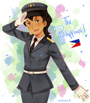 The Philippines!   AT by Chamomilliya