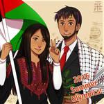Olympics 2016  Palestine