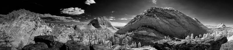 Zion's Northgate Peaks by eprowe