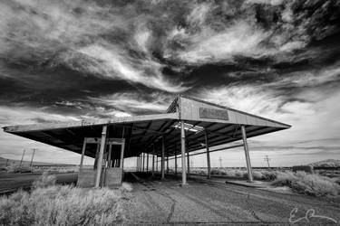 Derelict Check Station II by eprowe