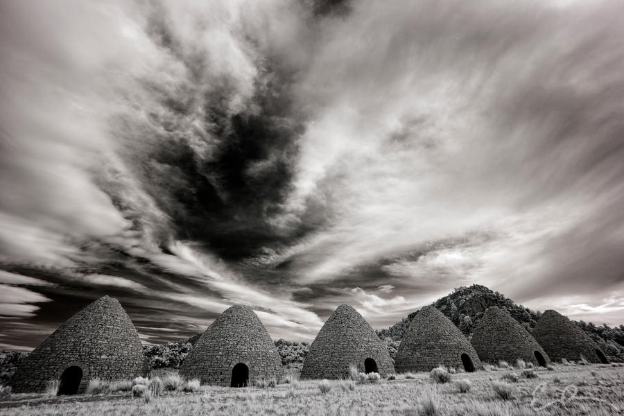 Ward Charcoal Ovens II by eprowe