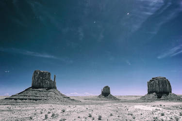 Monument Valley - The View