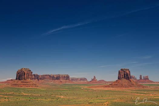 Monument Valley - Artist's Point II