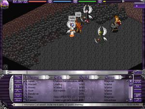 Fallen Evolution In-game 2