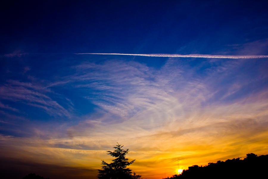 sunset No3 by RomanPhotog