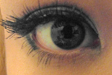 The window to my soul