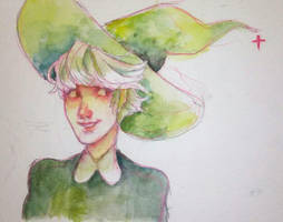 Verde by stitchesnumberedby17