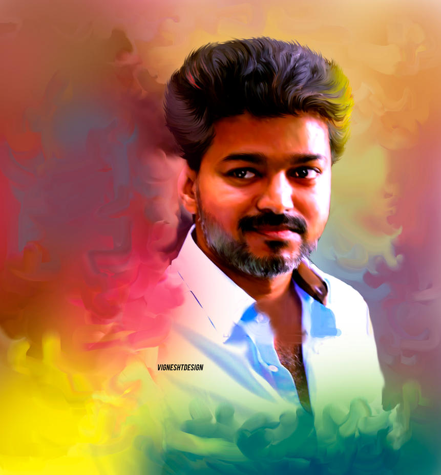 Thalapathy vijay Pondicherry VMI Daughter Marriage by VigneshTDesign