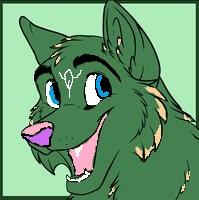 my wolf by linklunatic13