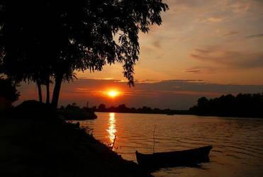 Chasing Sunsets by IubireVsIndiferenta