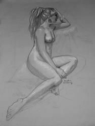 Charcole Asha2 by studiovice