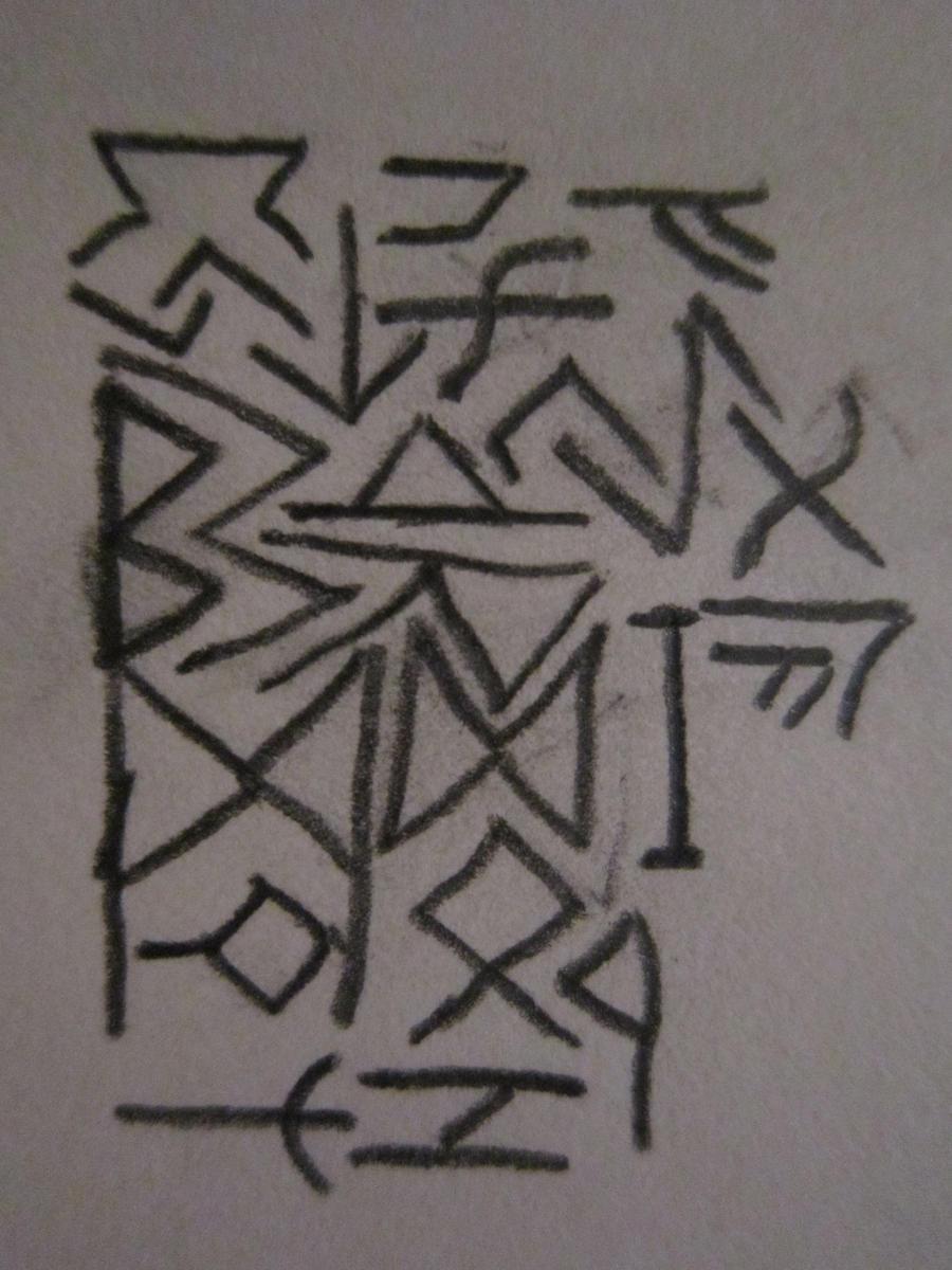 Nordic Rune Tattoo Images For Tatouage