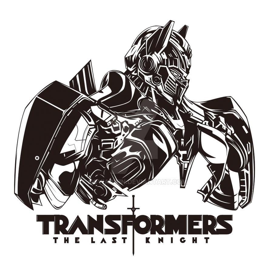 Transformers The last  Knight Optimus Prime by noviarifin