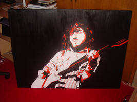 John Frusciante by Shenron84