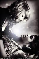Mona and Boyfriend II by Alexxchen