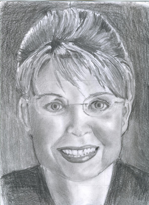 Sarah Palin - done? by LuvzKittenz