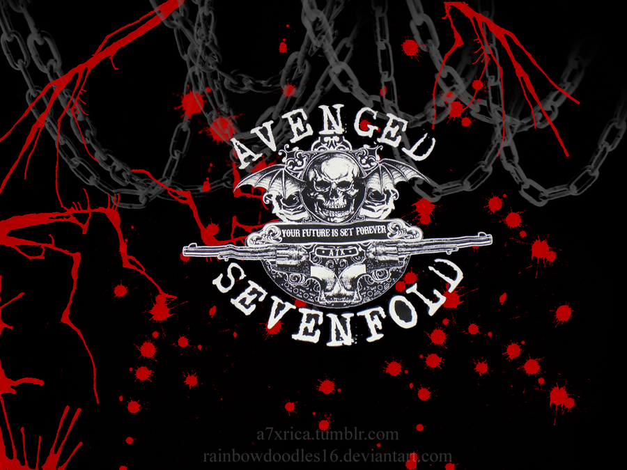 Avenged Sevenfold Wallpaper By Rainbowdoodles16