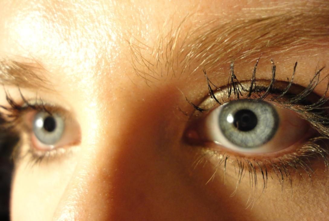Eye Study: Perspective Blur by PeacefulSeraph on deviantART