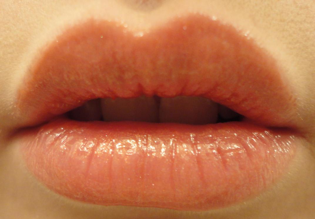 Lip Study: Agape 2 by PeacefulSeraph