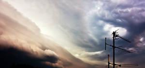 Storm arising