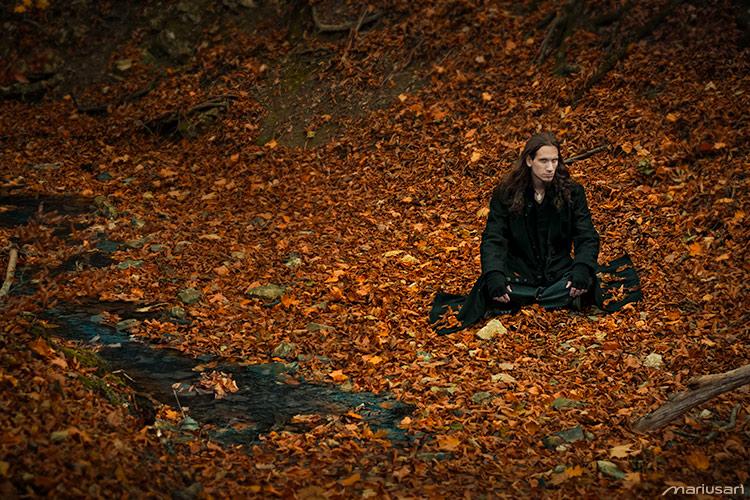 Autumn Leaves by VoidIndex