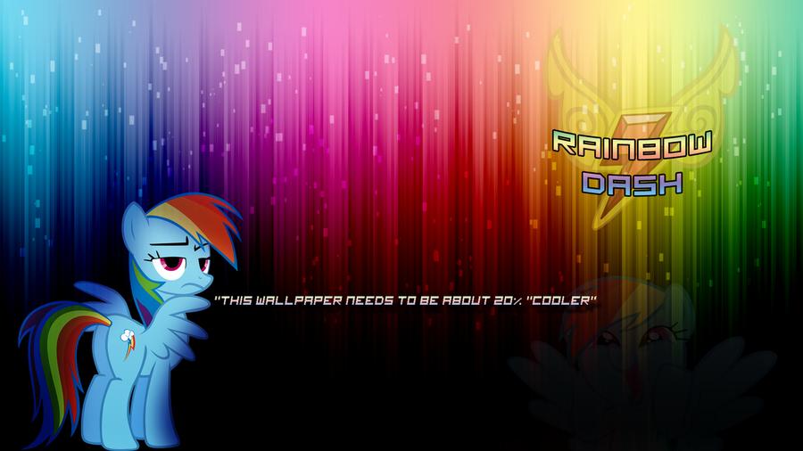 Rainbow Dash Wallpaper by KiyoshiKouta on DeviantArt