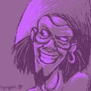 New Tegaki avatar... by Lyvyan