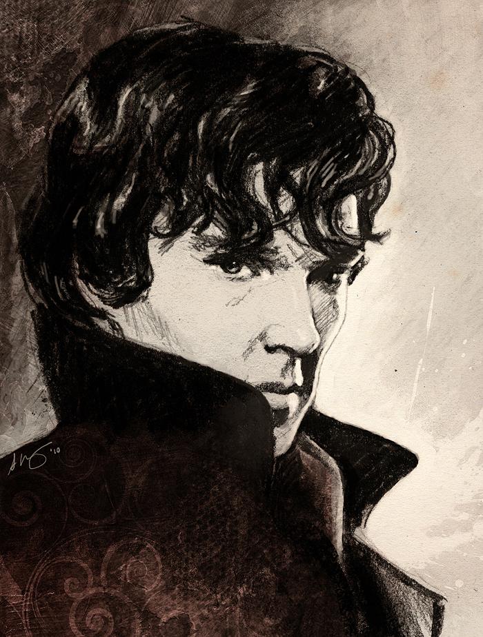 Sherlock by Lyvyan