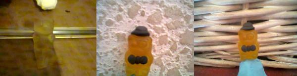 Gummy Yellow Bear by Scintillor-Destron