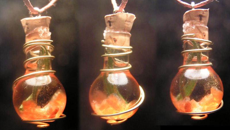 Magic Vial - Sun Glow by Izile