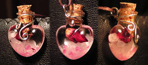 Magic Vial - Heart of Love