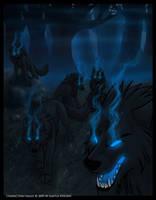 Dark Flame by KazeraVX