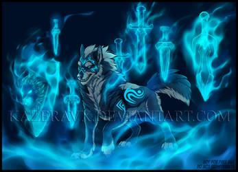 Azul of the Spectral Vanguard