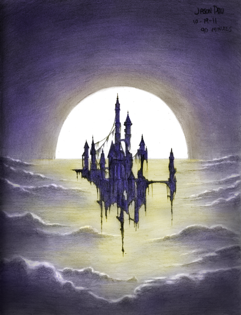Haunted Castle By Jdp89