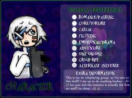 HM: Jasper's RP Meme