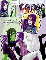 Raven's Emotions by greeenDudE