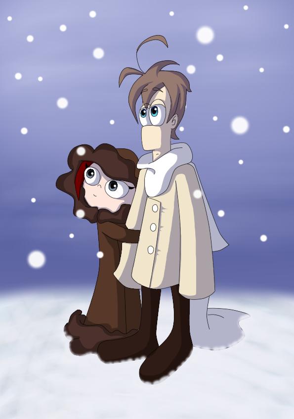 Snow! by KsushaER