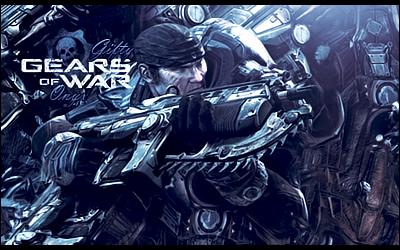 Gears of War by Kelel