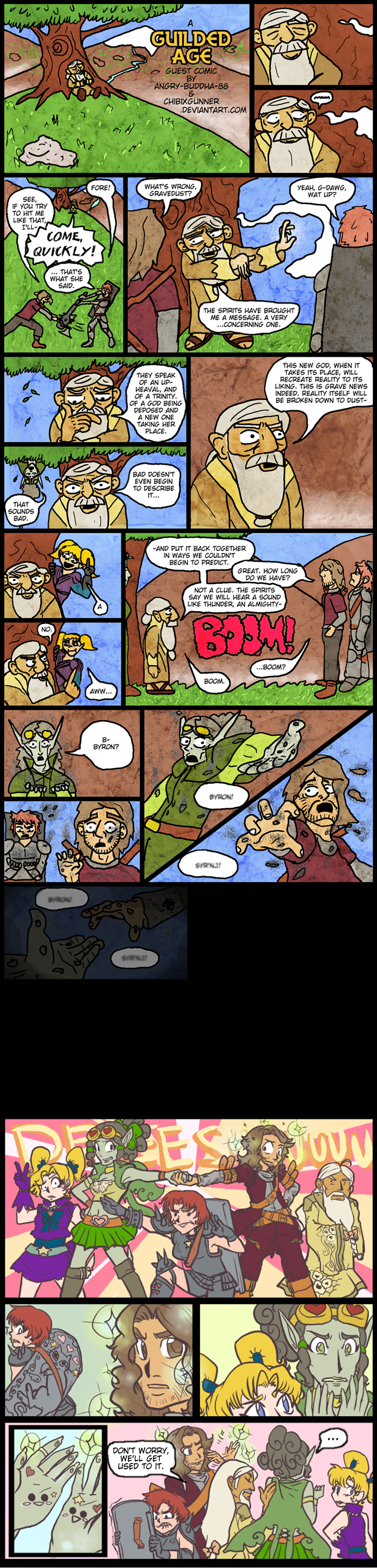 Guilded Age Guest Comic by Angry-buddha-88