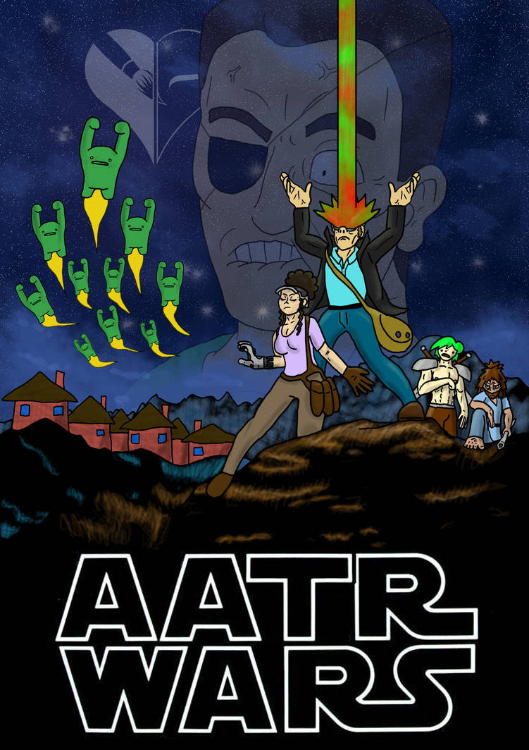 AATR Audition Cover Page